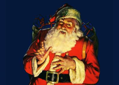 'Santa Please Stop' (custom music track)